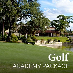 Golf Academy Package