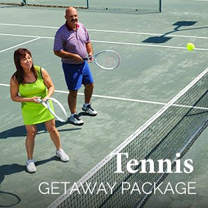 Tennis Getaway Package