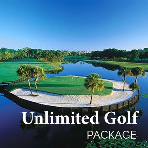 Unlimited Golf Spectacular Package