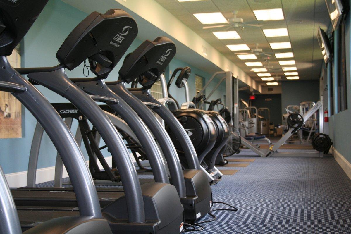 fitness cybex