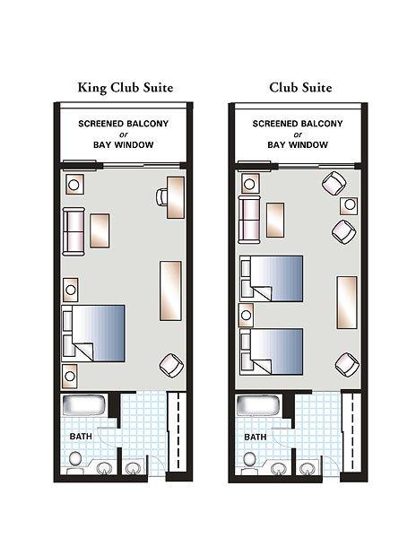 mission inn resort floor plan club suite