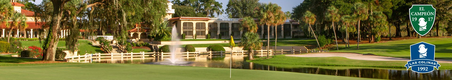 Las Colinas golf course florida, near orlando