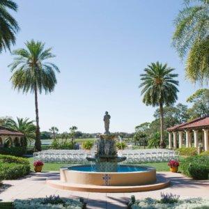 Garden Ceremony In Central Florida By Brian Sumner