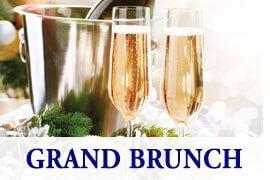 new year grand brunch
