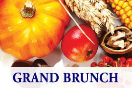 thanksgiving grand brunch