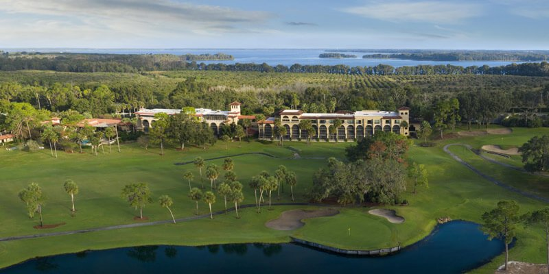 Play Golf Near Orlando