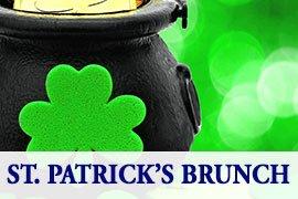 st patrick's brunch