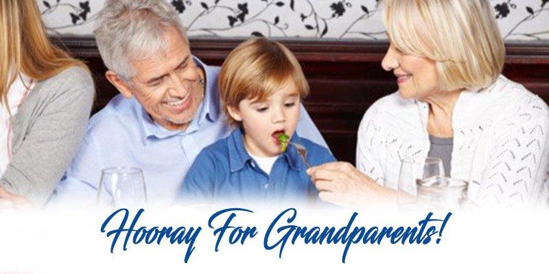 Hooray For Grandparents!