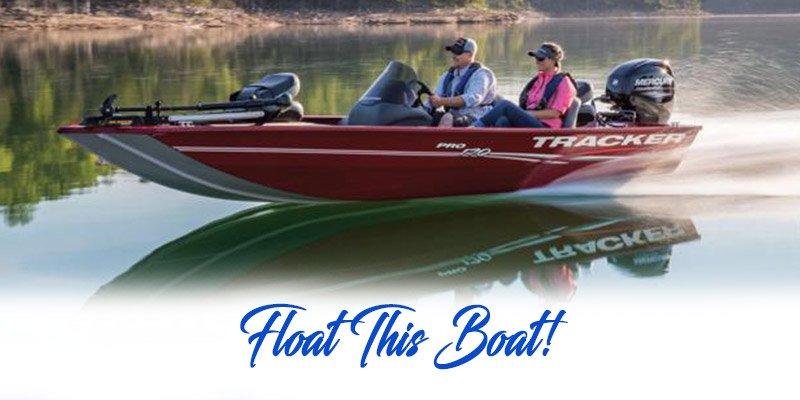 Fishing Boat Lake Harris